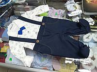 Нарядный костюм для мальчика Джентельмен р.68-74