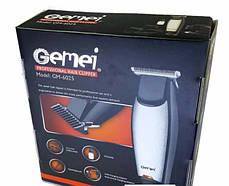 Машинка для стрижки волос Gemei GM-6025, фото 2