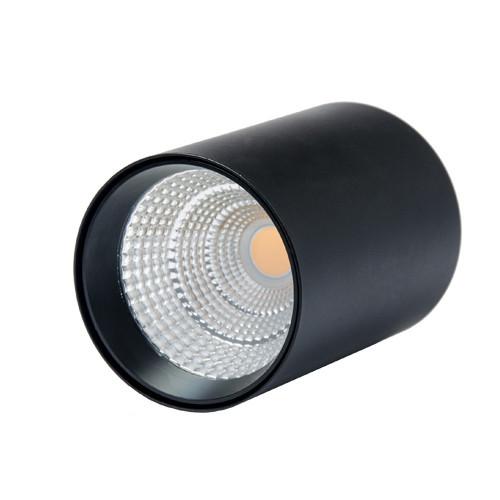 Накладной светильник  VL-070-12W LED 2700К черный