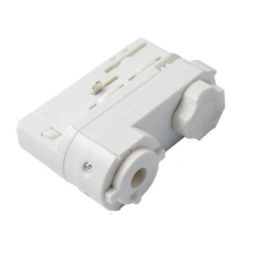 Адаптер 3 фазный для шинопровода VL-GH-4 белый