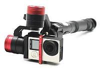 Стедикам DYS Marcia Pro Ручной 3-осевой для камер GoPro SJCam Черный, КОД: 764062