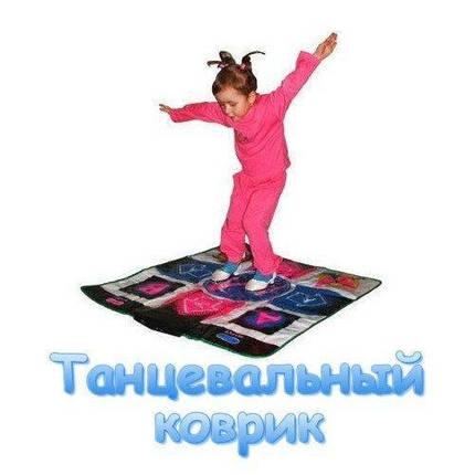 USB танцевальный коврик для ПК. детский коврик Dance Mat, фото 2