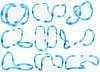 Светящиеся трубопроводные гонки Большая коробка/ трубопроводный автотрек / на 52 детали, фото 6