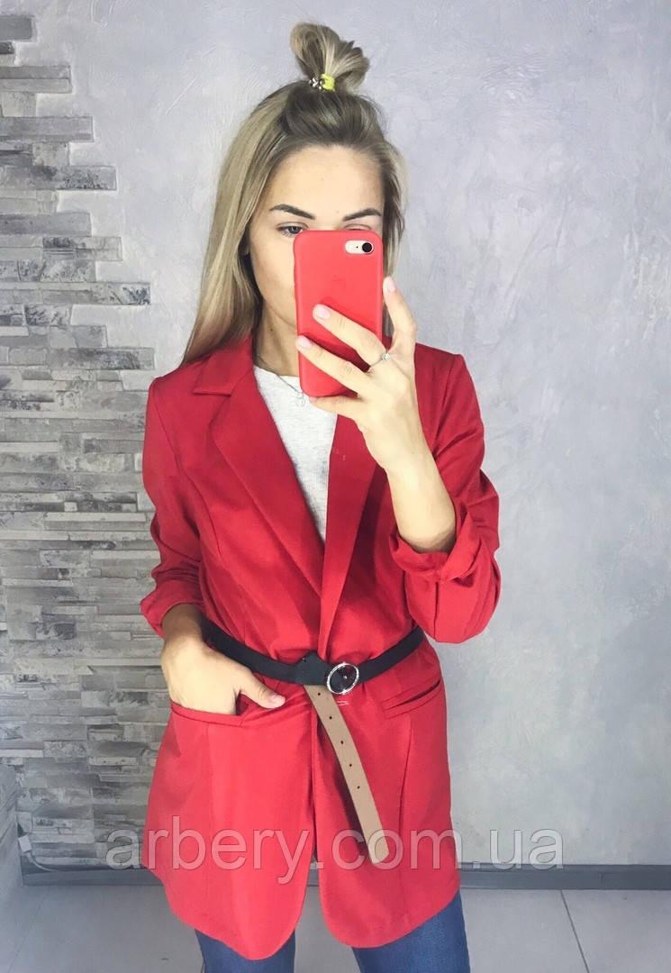 Женский классический модный пиджак