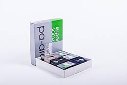 Набор антибактериальных носков Pa-Ara 12 пар Free size Разноцветные 202 13, КОД: 700119