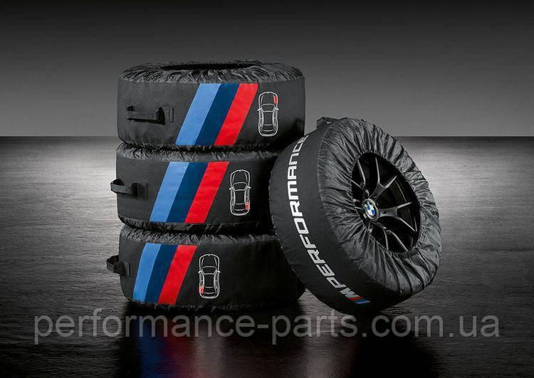 Оригінальні чохли для коліс BMW M Performance 36132461758