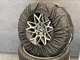 Оригінальні чохли для коліс BMW M Performance 36132461758, фото 2