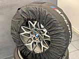 Оригінальні чохли для коліс BMW M Performance 36132461758, фото 4