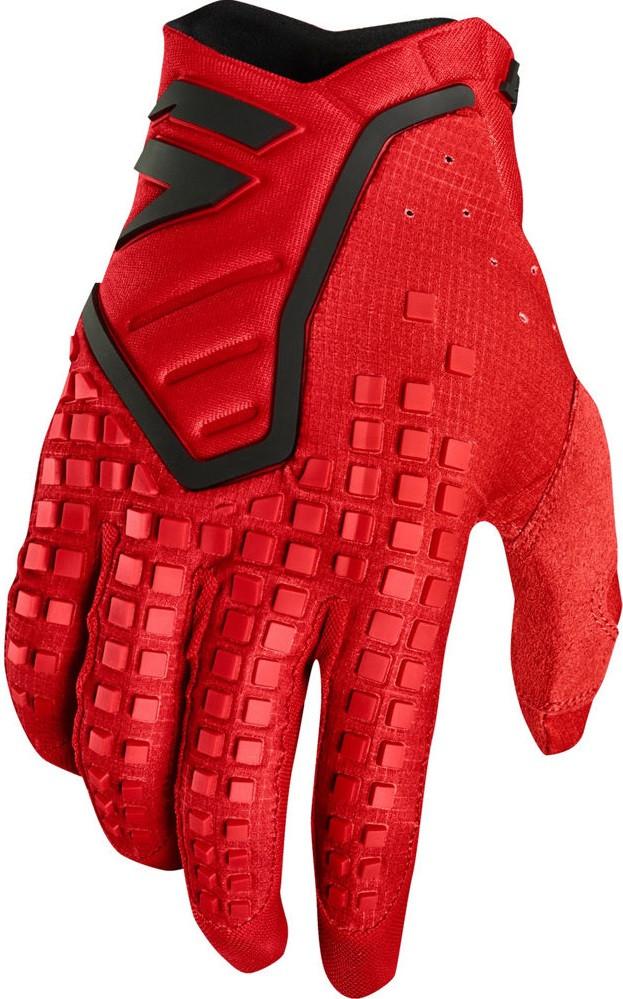 Мото перчатки SHIFT 3LACK PRO GLOVE [RED], XL (11)