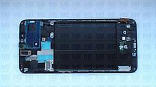 Дисплей с сенсором Samsung A705 Galaxy A70 Black, GH82-19747A, оригинал!, фото 2