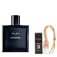 Ароматизатор в машину Мужской Chanel - Bleu De Chanel. Авто парфюм