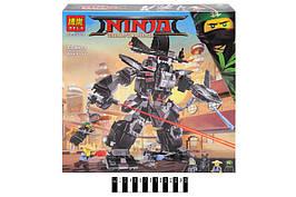 Конструктор Ninja. Thunder Swordsman, 774 деталей