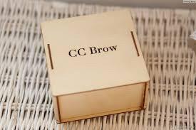 Фирменная коробка CC Brow (малая)