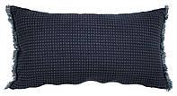 Подушка под спину с бахромой