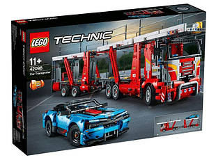 Конструктор Lego Technic 42098 Car Transporter (Лего Автовоз)