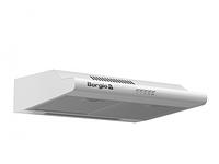 Вытяжка BORGIO GIO 50 1 мотор (плоская) белая