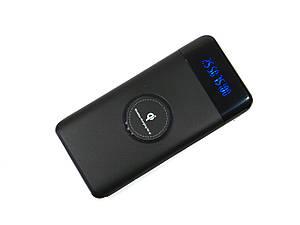 Безпроводной ПаверБанк UKC 10000mah Беспроводная Qi-зарядка