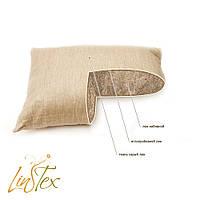 Льняные подушки с льняным наполнителем 70х70 см Lintex