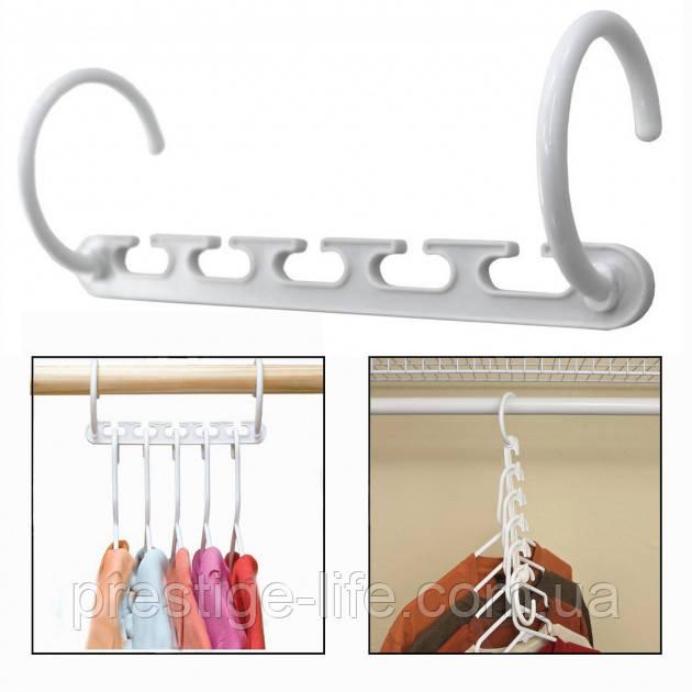 Набор универсальных Чудо - Вешалок для одежды Wonder Hangers 8 шт