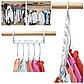 Набор универсальных Чудо - Вешалок для одежды Wonder Hangers 8 шт, фото 5