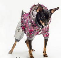 Diego Mini Snow комбинезон для собак, L