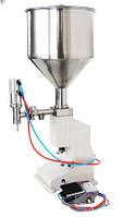 Поршневой пневматический дозатор до 50 мл с пневмосоплом, фото 1