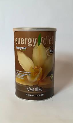Коктейль сбалансированное питание Energy Diet HD Ваниль 450 г (1123), фото 2