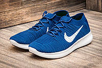 Кроссовки мужские Nike Free Run, темно-синие (2556-1) размеры в наличии ► [  41 42 43 44 45  ], фото 1