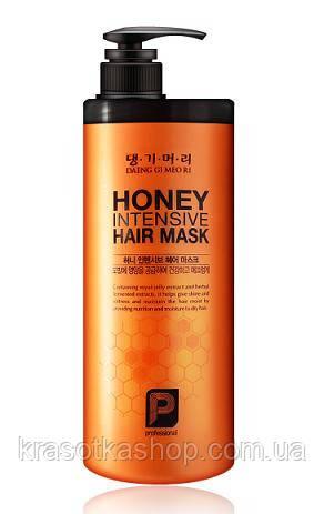 Интенсивная медовая маска для восстановления волос / Honey Intensive Hair Mask, 1000 мл