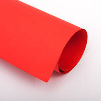 Бумага цветная 70х100 см, 120 г/м2, Spectra color №250, красный интенсив