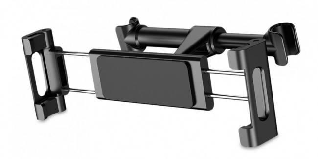 Держатель для телефона на подголовник «Baseus - (SUHZ - 01) Solid Series», фото 2