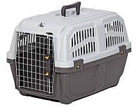 Переноска Trixie Skudo 1 для собак до 12 кг, 49х32х30 (IATA). Подходит для перелетов