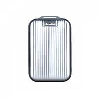 Power Bank Momax original 10000 mAh- (IP58) iPower Go mini 3 QC3.0 & Dual USB Silver павер банк зарядное устройство повербанка