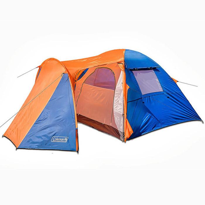Палатка туристическая трехместная Coleman 1504