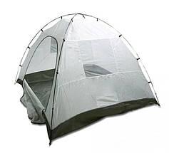 Палатка туристическая трехместная Coleman 1504, фото 2