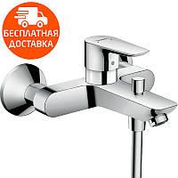 Смеситель для ванны Hansgrohe Talis E 71740000 хром