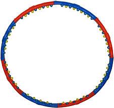 Обруч массажный Hula Hoop JS-6003 Double Grace Magnet, фото 3