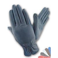 Женские перчатки из натуральной кожи модель 175 на шерстяной подкладке