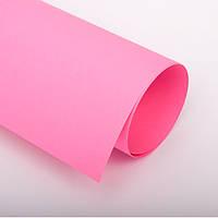 Бумага цветная 70х100 см, 155 г/м2, Spectra color №350, малиновый неон