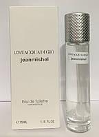 Мужской мини парфюм jeanmishel Love Acqua Di Gio Men 35ml