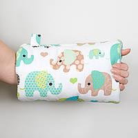 """Подушка для кормления на руку для малыша """"Мои друзья"""""""