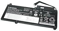 Оригинальная аккумуляторная батарея для ноутбука Lenovo 45N1754 ThinkPad E450 11.4V Black 4120 mAh 47Wh