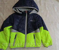 Мужская детская куртка на пуху