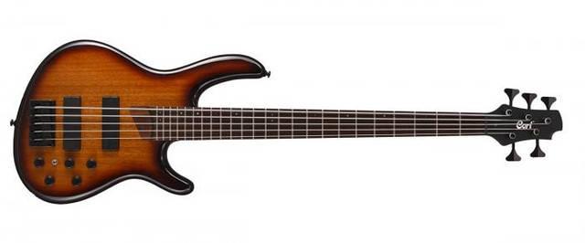 Бас-гитара 5-струнная CORT B5 (TAB), фото 2
