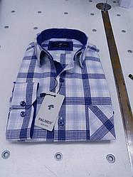 Рубашка 100% коттон Palmen в клетку
