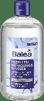 Мицеллярная очищающая вода для комбинированной кожи Balea Mizellenwasser, 400 ml