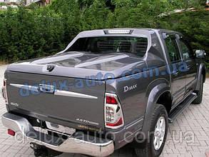 Крышка кузова FullBox на Isuzu D-Max 2004+ Крышка кузова Фулбокс на Исузу Д Макс 2004+