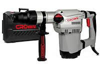 Бочковой перфоратор Crown CT18118 BMC (1.25 кВт, 10 Дж)