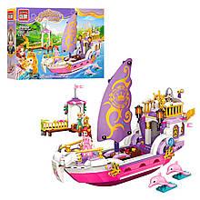 Конструктор Princess Leah: кораблик, 456 деталей