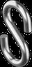 Крюк S-образный 4,0